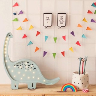 Lampa Little Lights Dinosaurus