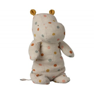 Maileg, Safari Hippo - multi dot